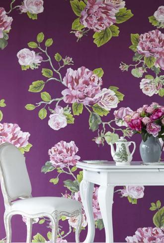 Les Grandes Roses By Eijffinger