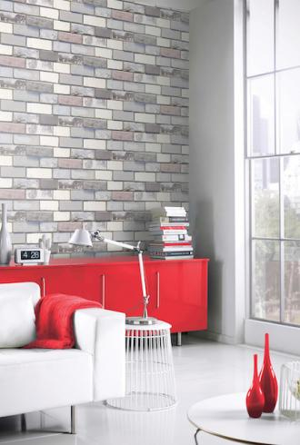 Industrial Brick by Arthouse