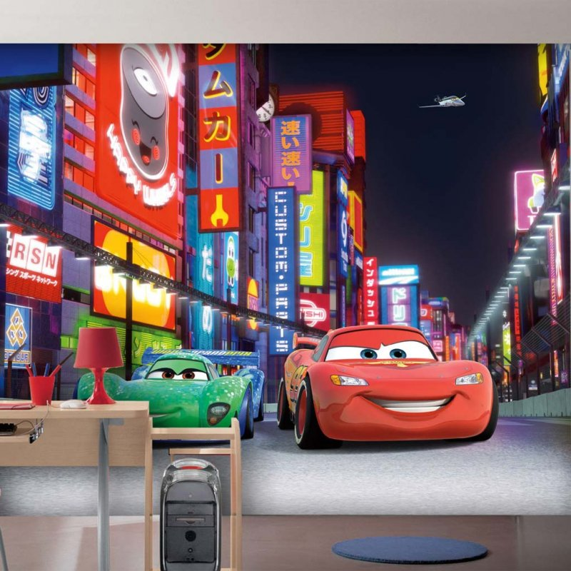 Cars Movie 2 0250 By 125 Trading