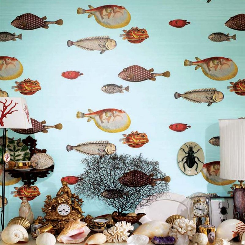 Acquario By Cole and Son