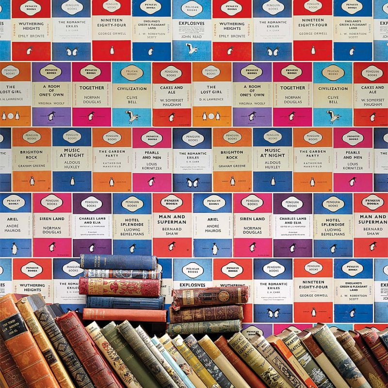 Penguin Library By Osborne and Little