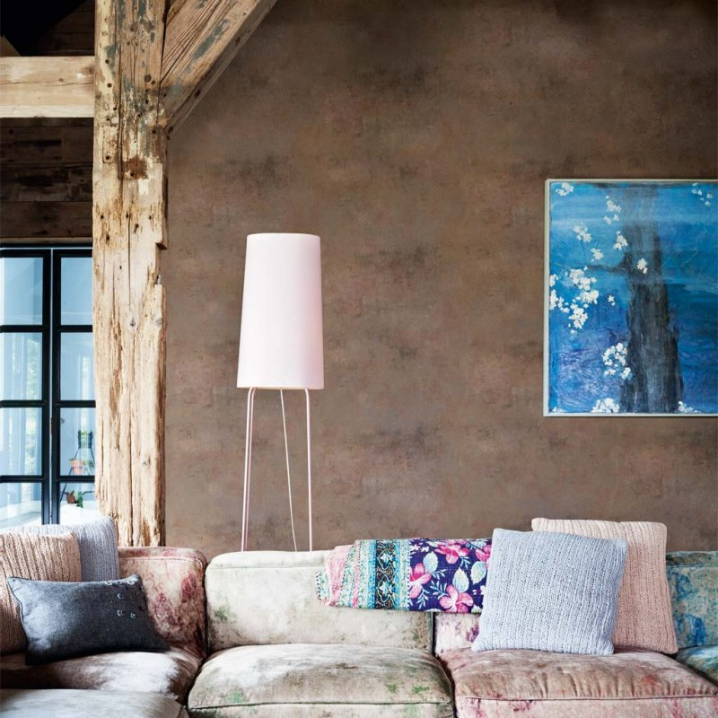 More Than Elements Plaster By BN Wallcoverings