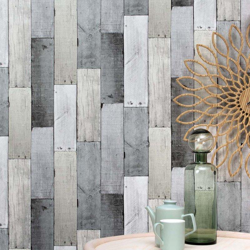 Wooden Wall By Wemyss