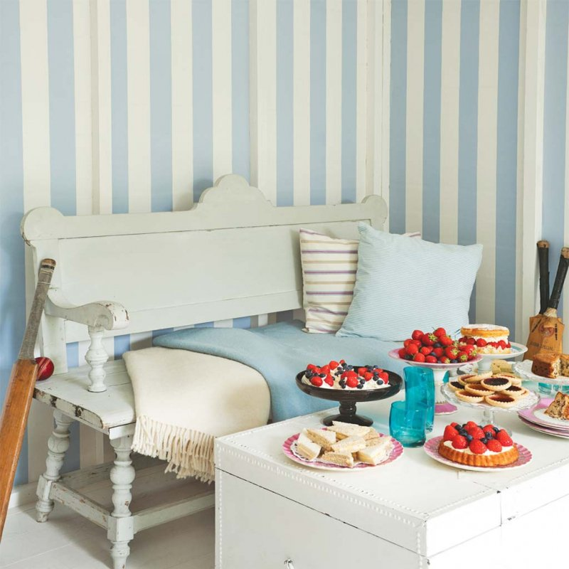 Glastonbury Stripe By Cole and Son