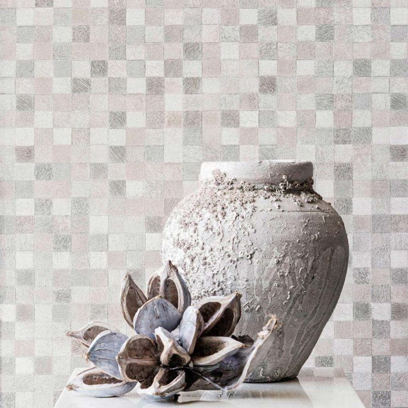 Curious Patchwork By BN Wallcoverings