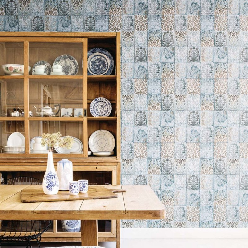 Essentials Tiles By BN Wallcoverings