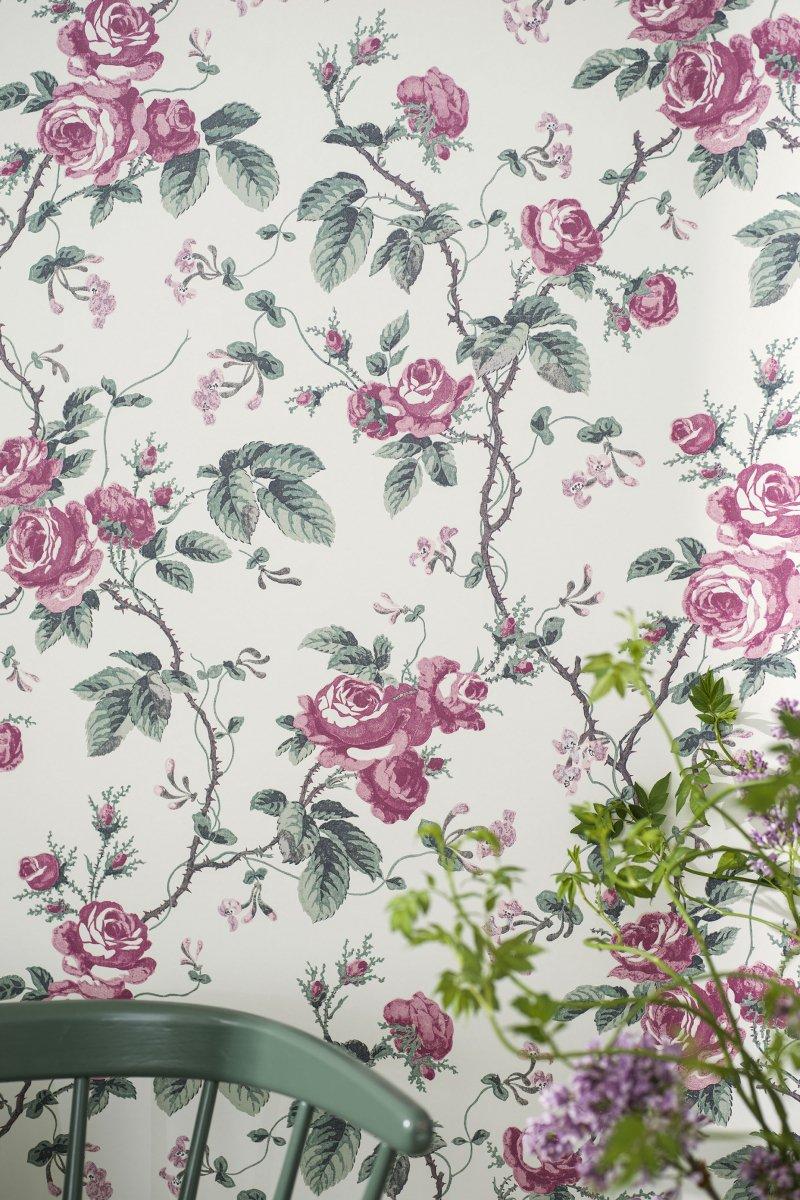 French Roses by Borastapeter
