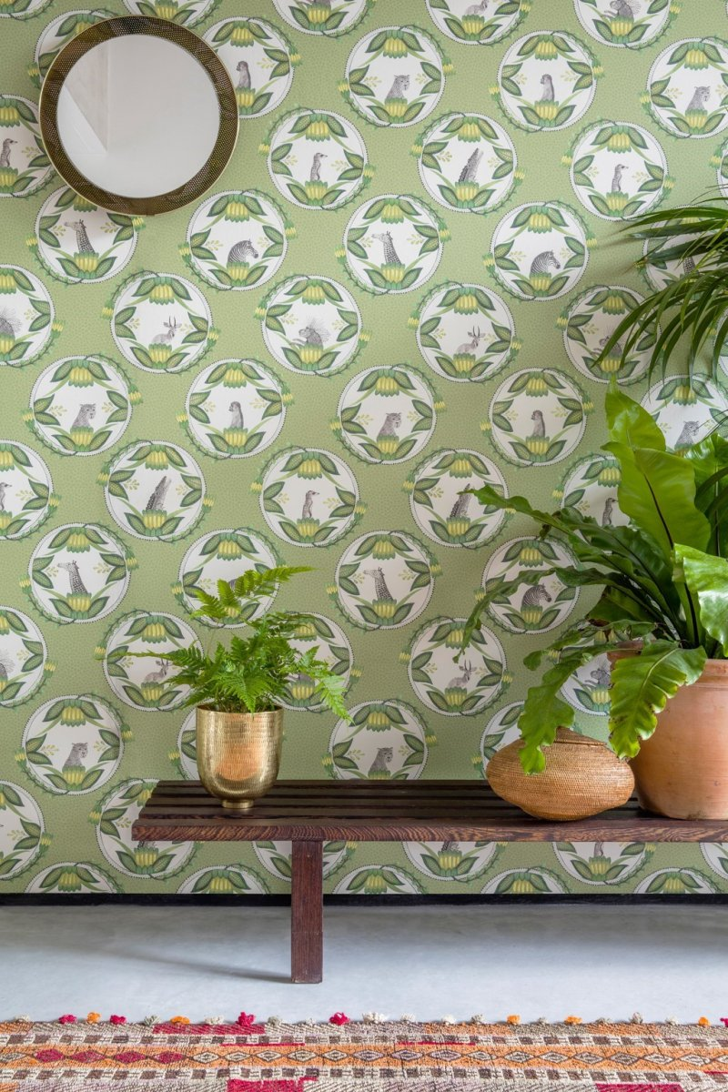 Ardmore Cameos by Cole & Son