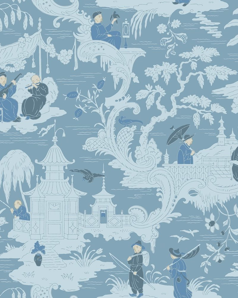 Chinese Toile by Cole & Son