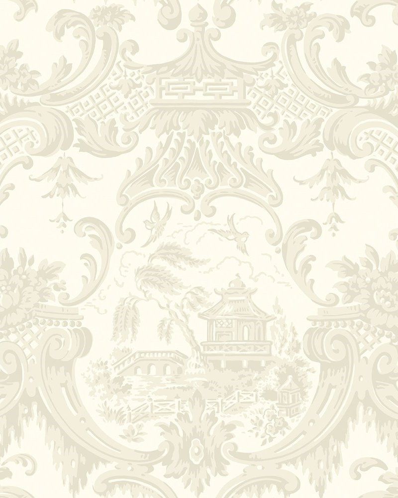 Chippendale China by Cole & Son