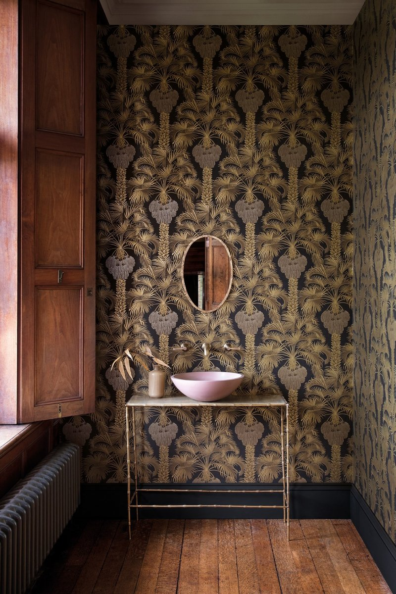 Hollywood Palm by Cole & Son
