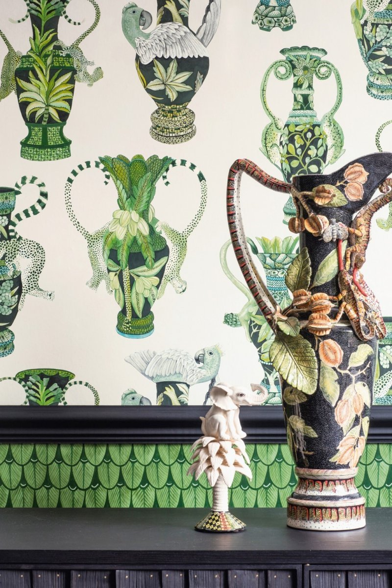 Khulu Vases by Cole & Son