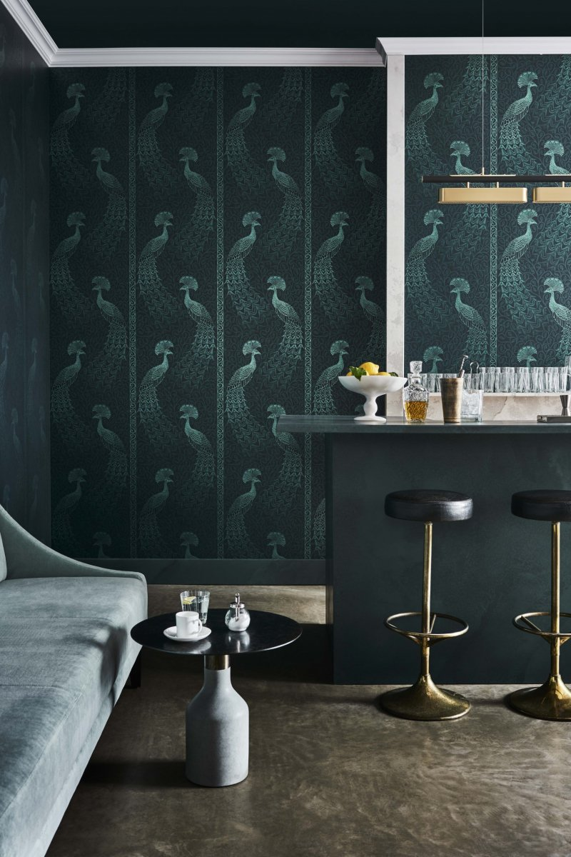 Pavo Parade by Cole & Son