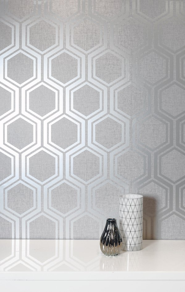 Luxe Hexagon by Arthouse