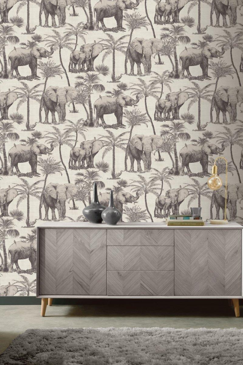 Safari Elephant by Arthouse