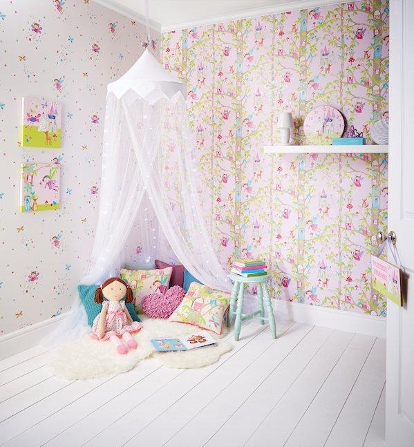 Woodland Fairies by Arthouse