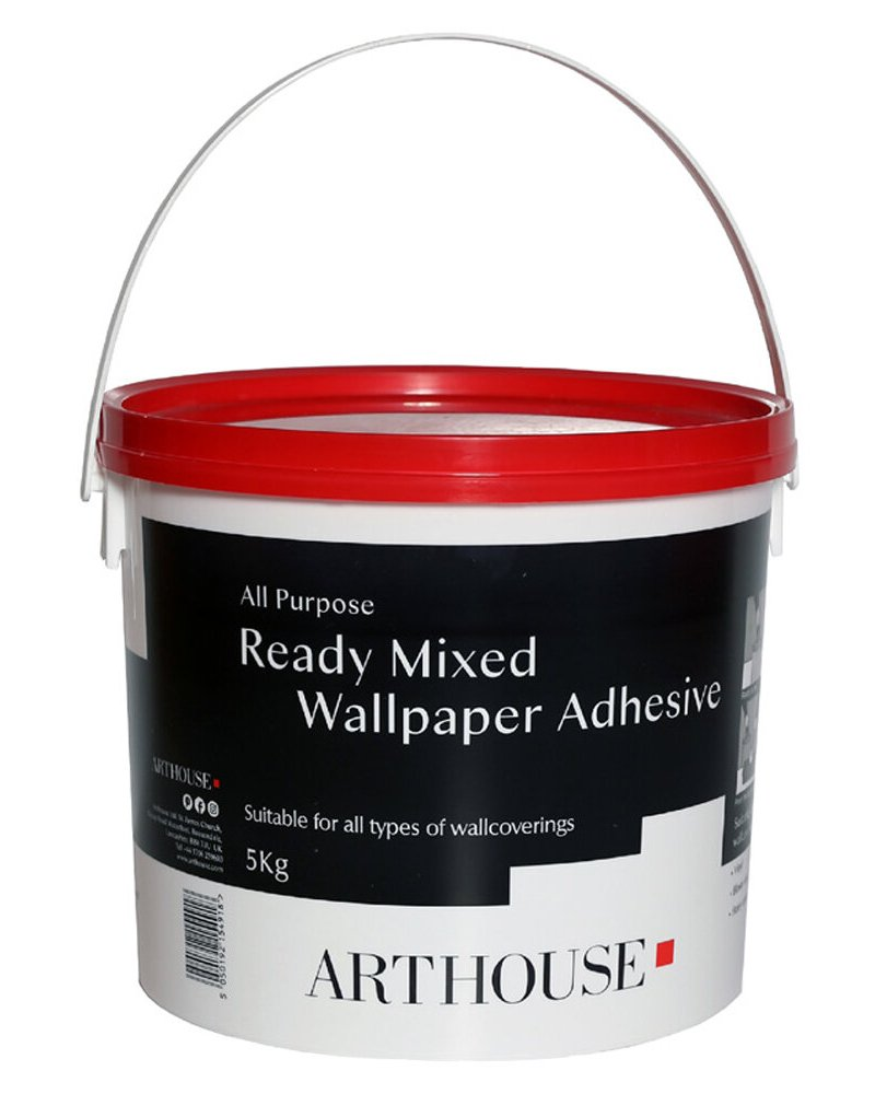 Arthouse All Purpose Ready Mixed Wallpaper Adhesive/Paste