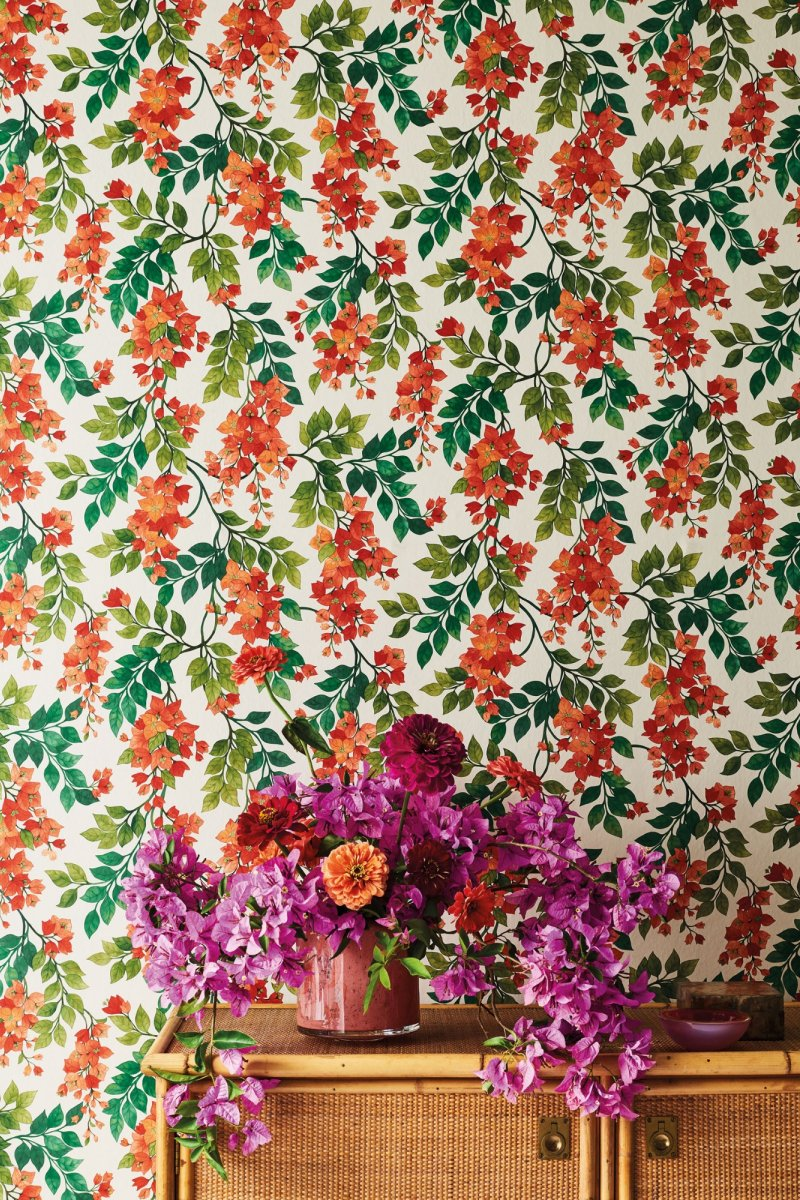 Bougainvillea by Cole & Son