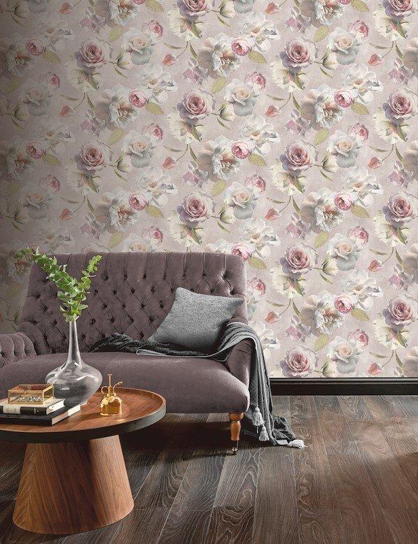 Chelsea Garden Blush by Arthouse