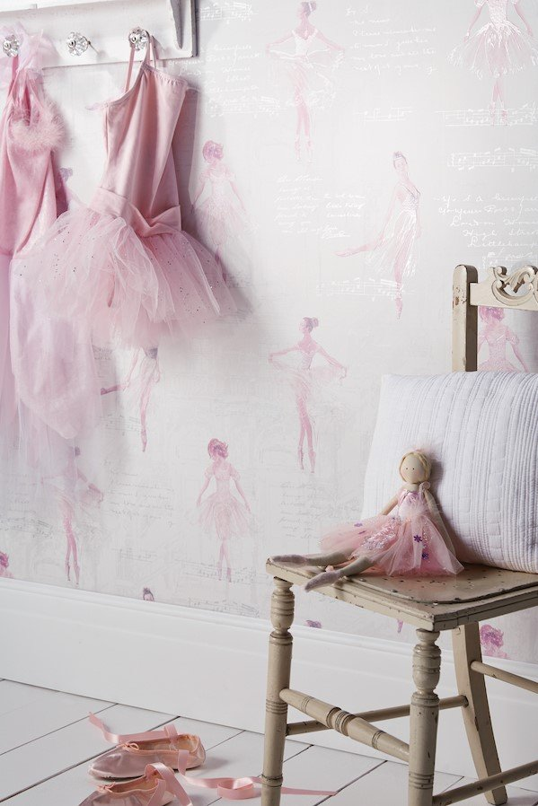 Pirouette Pink by Arthouse