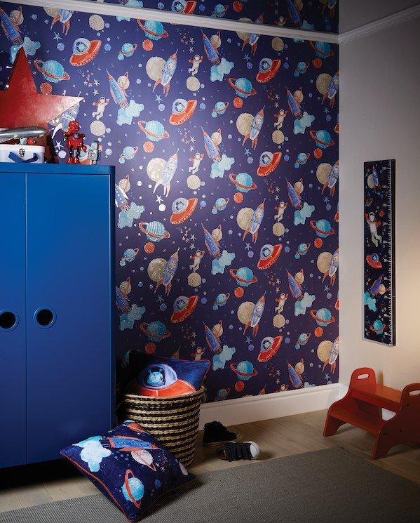 Starship Blue by Arthouse