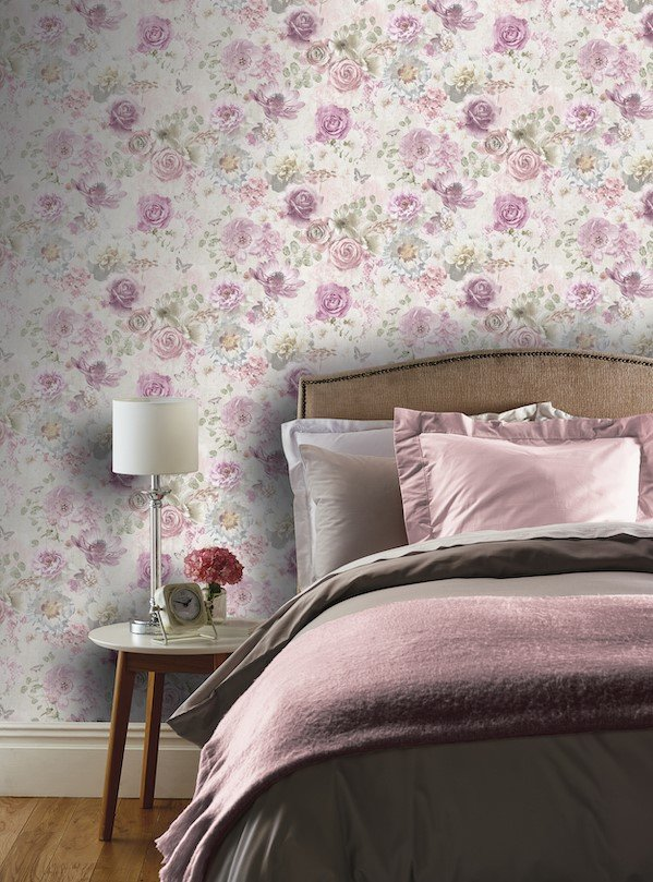 Vintage Floral by Arthouse