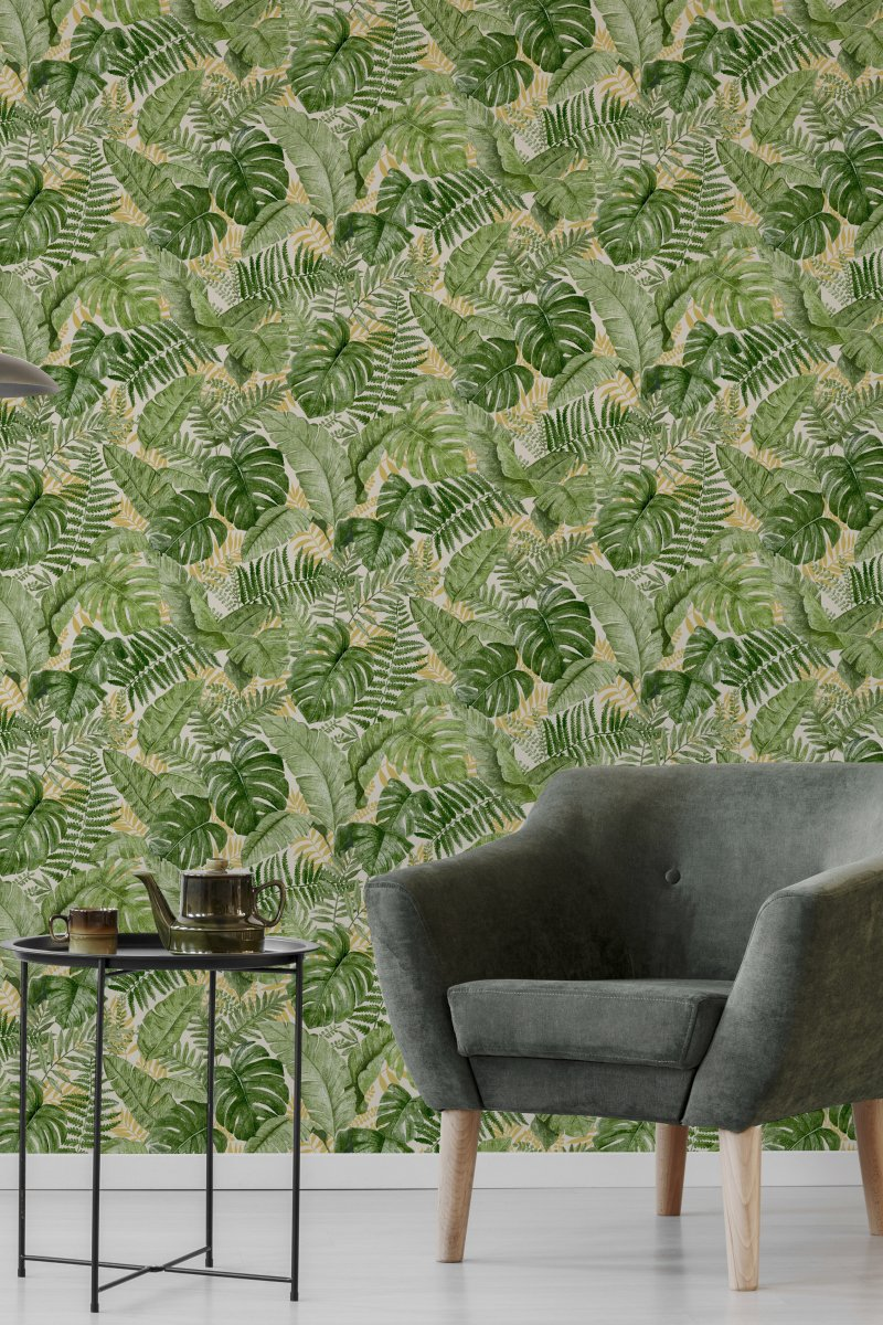 Jungle Canopy by Arthouse