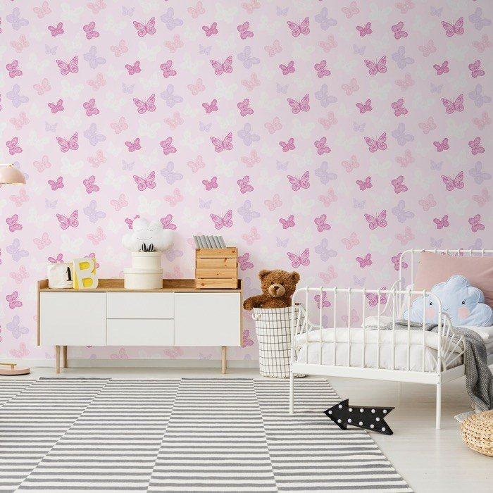 Butterfly Pink by Superfresco Easy