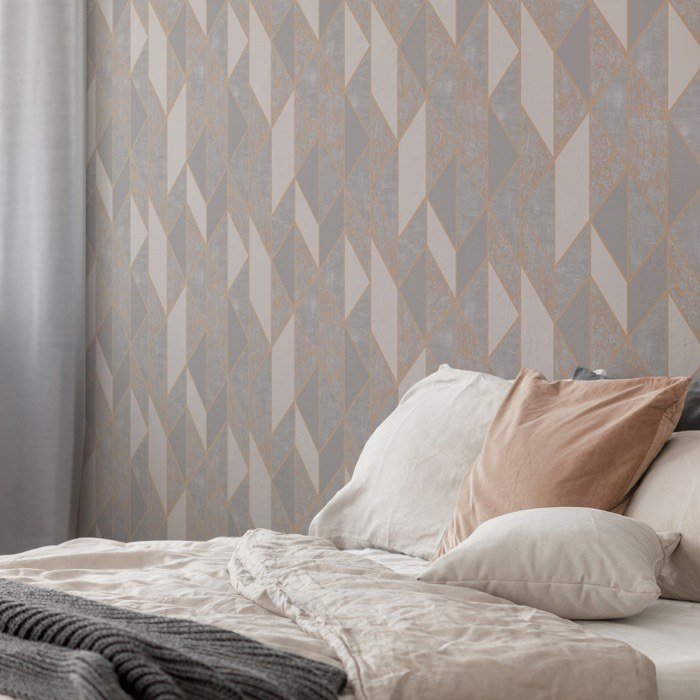 Milan Geo by Superfresco Colours