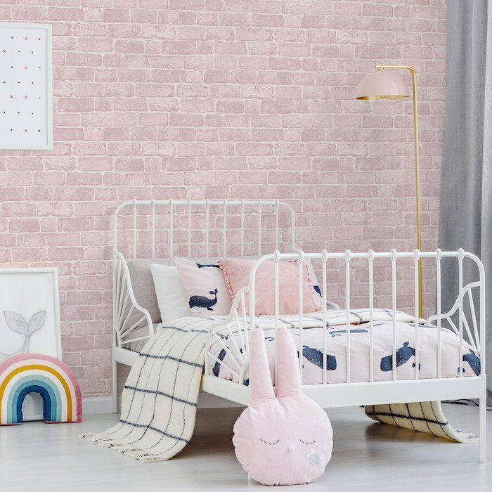 Pink Brick by Fresco