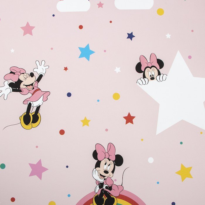 Rainbow Minnie by Kids at Home