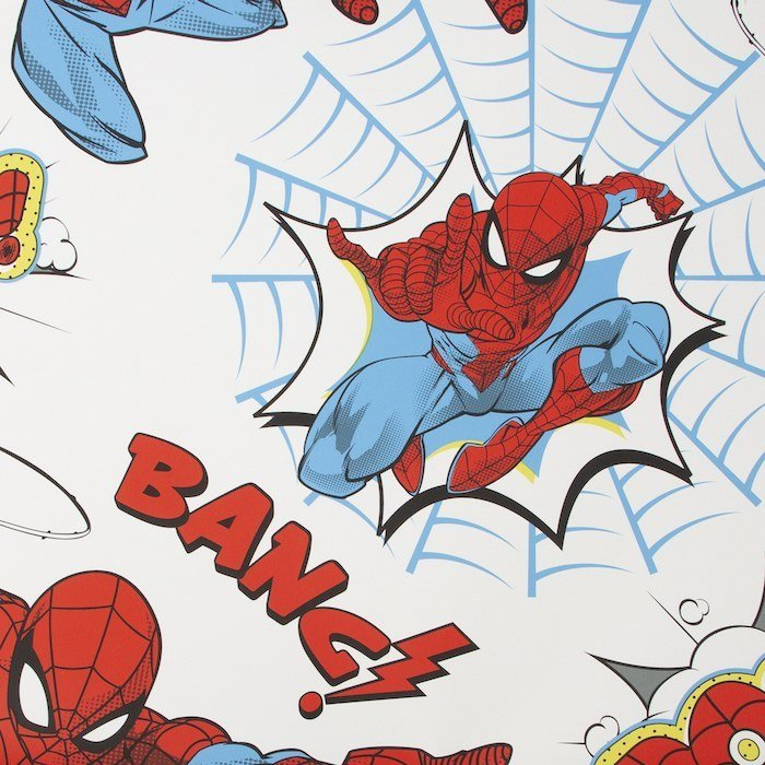 Spiderman Pow! by Graham & Brown