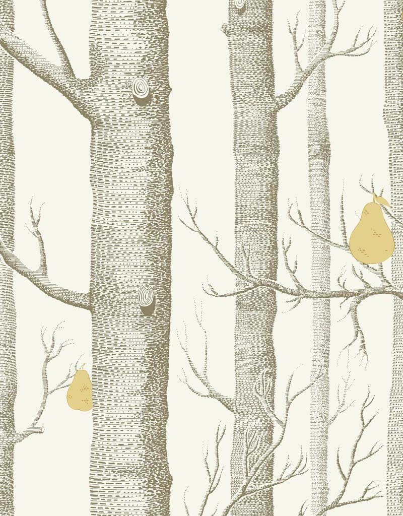 Woods and Pears 95/5032 by Cole and Son