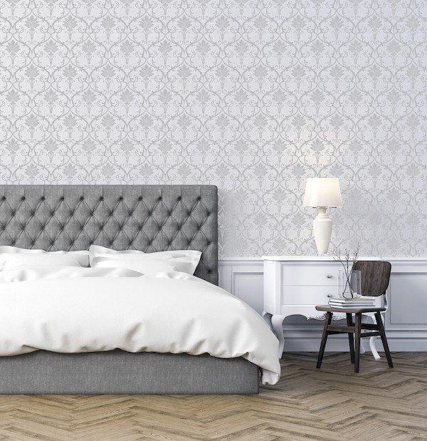 ArtiStick Divine Damask Grey by Arthouse
