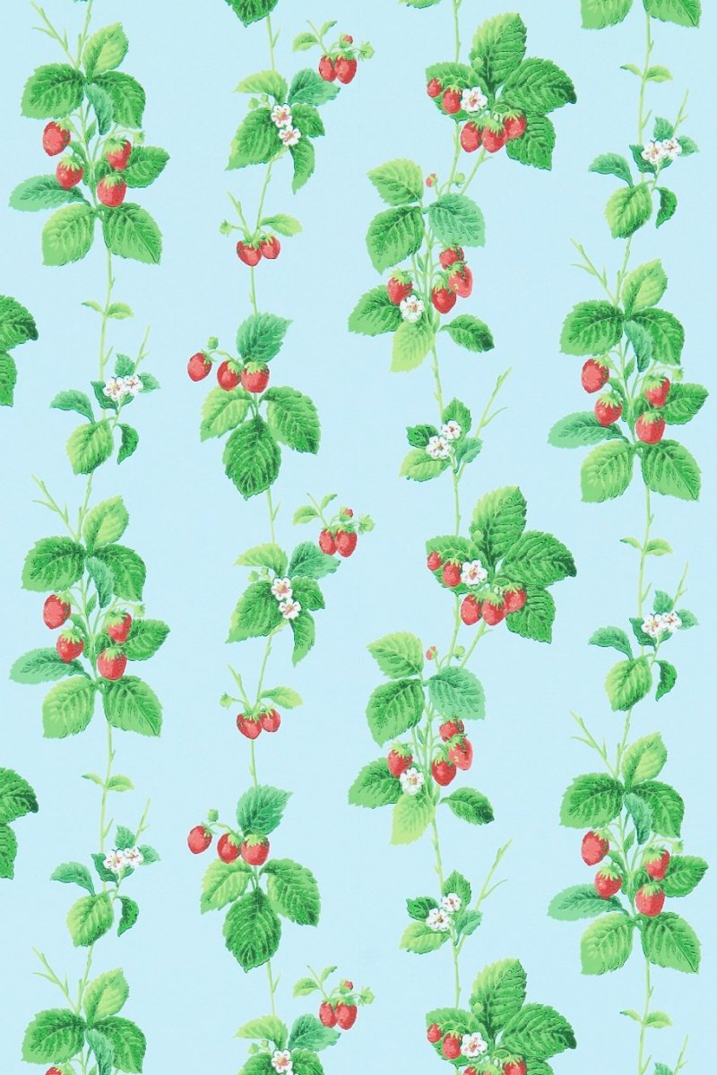 Summer Strawberries by Sanderson