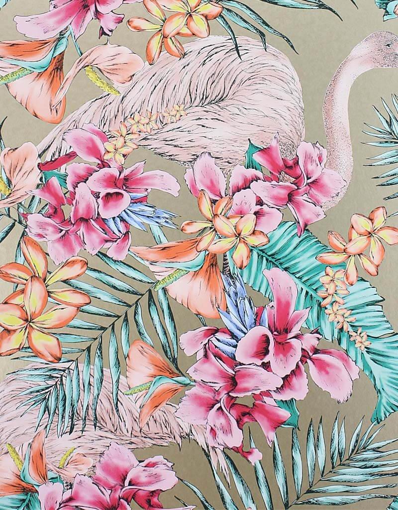 Flamingo Club W6800-07 By Matthew Williamson